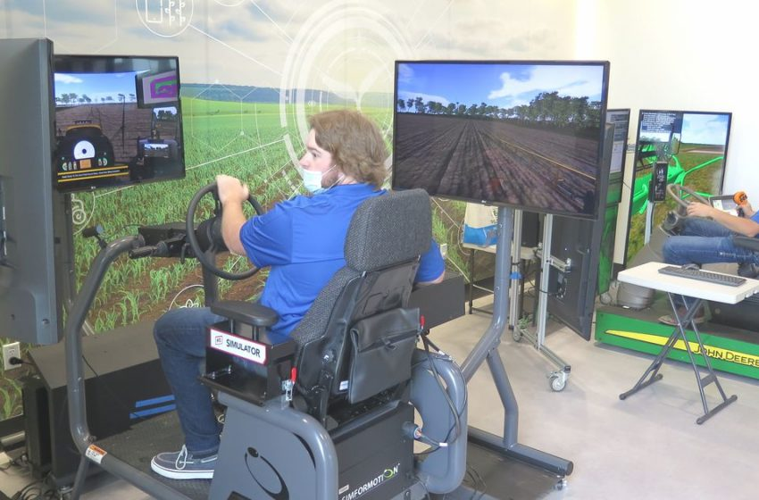 Technology centerpiece of new ag center – AgriNews