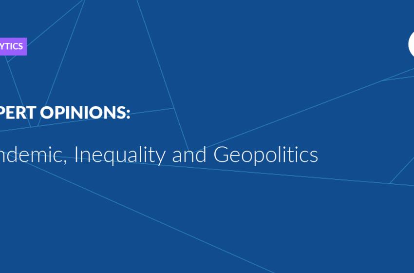 Pandemic, Inequality and Geopolitics — Valdai Club