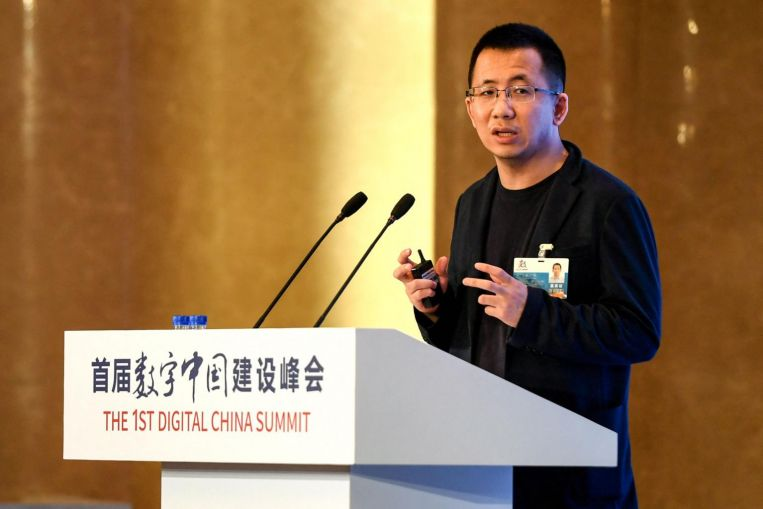 China tech CEOs slip off backstage to avoid Beijing's glare, Business News & Top Stories