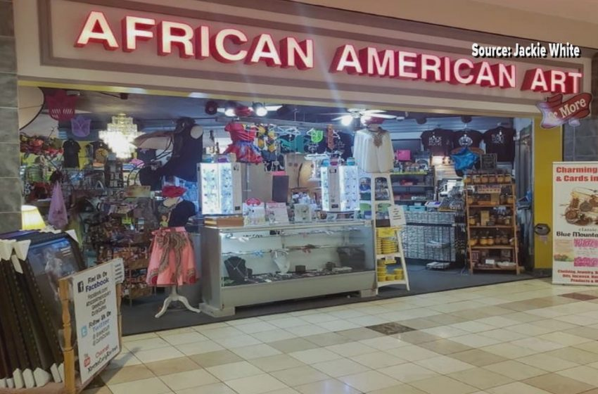 Support for black owned businesses