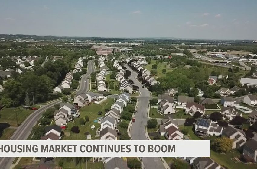 Housing market setting trends never seen before