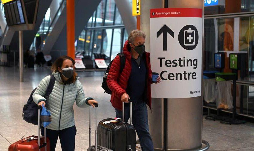 Coronavirus latest: Trips to amber list countries involve 'cost and hassle', UK transport secretary warns