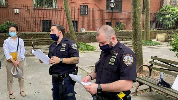 Tudor City Residents Voice Neighborhood Concerns