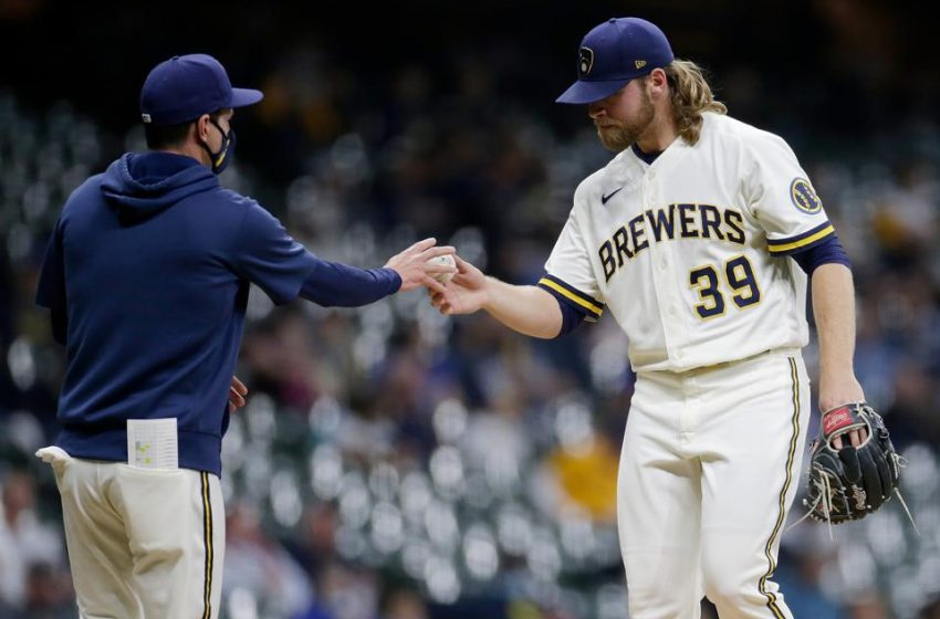 Pitching, Defense Help Brewers Overcome Offensive Slumps And Injuries To Finish April In First Place