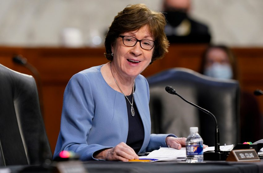 Sen. Collins says she was 'appalled' by GOP delegates booing Romney