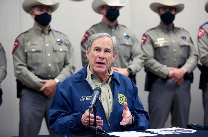 Texas Gov. Abbott slams Biden for abandoning 'rule of law' amid border crisis