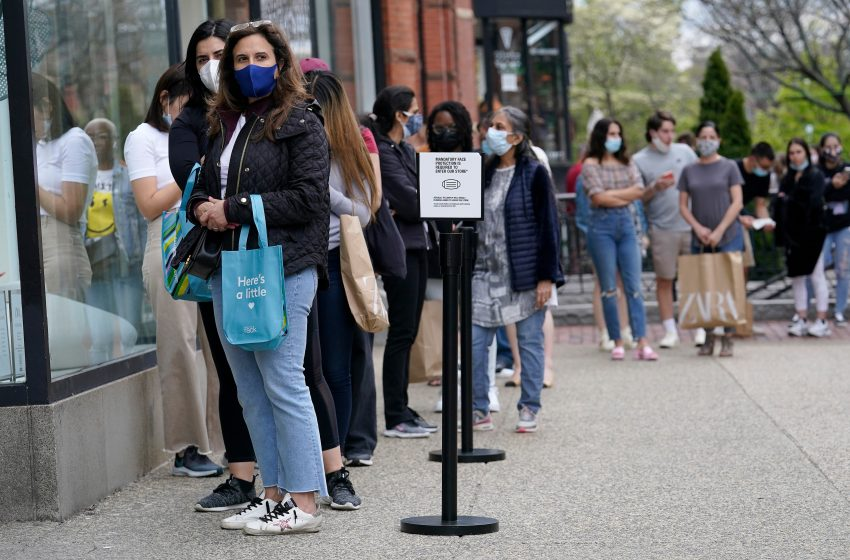 Massachusetts town will keep mask mandate despite state easing rules