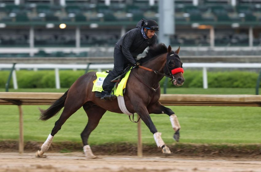 2021 Kentucky Derby: Updated Odds For The Field