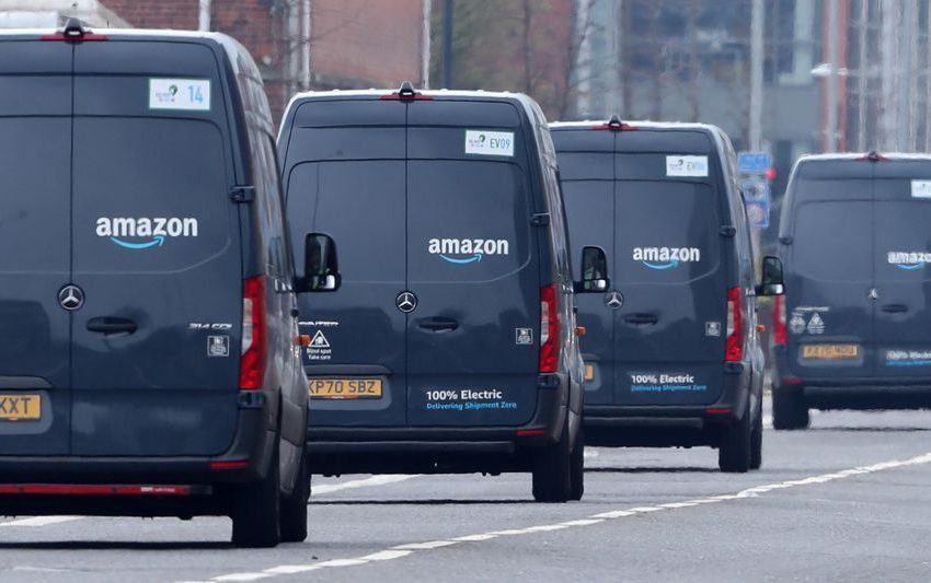 Amazon Ramps Up Its Logistics Integration, Threatening To Reshape The Future Of TheIndustry