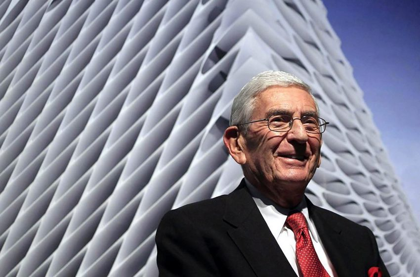 Billionaire Eli Broad dead at 87