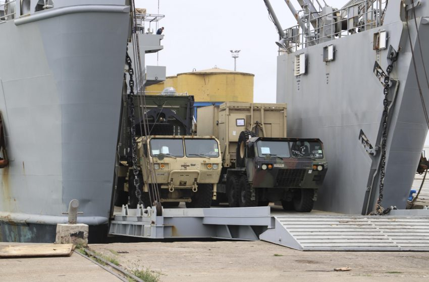U.S. Army warmly welcomed ahead of NATO exercises in Albania