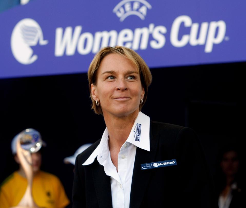 FCR Duisburg v Swesda 2005 Perm - UEFA Women's Cup Final