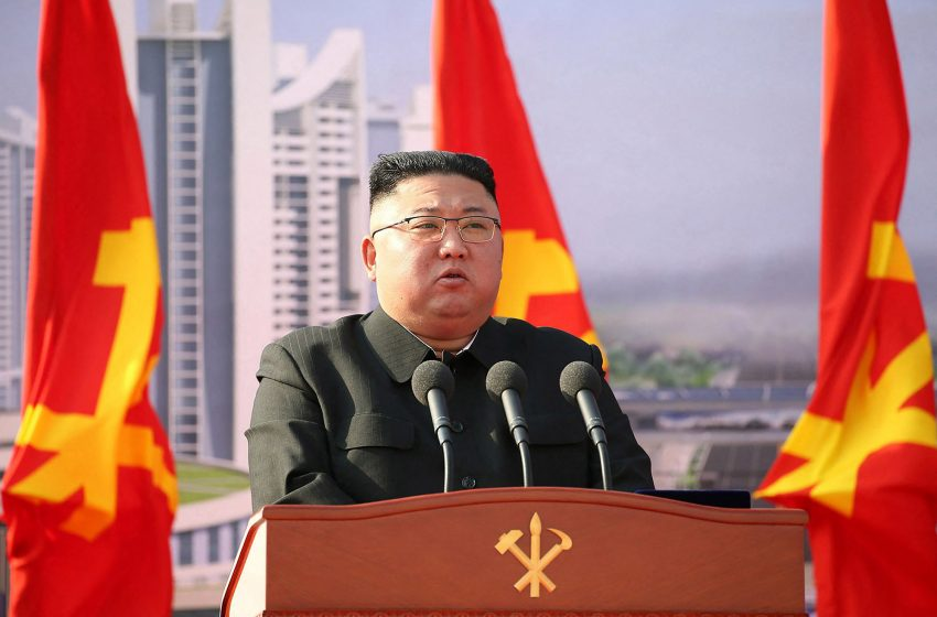 North Korea claims Biden's 'big blunder' creates 'grave situation'