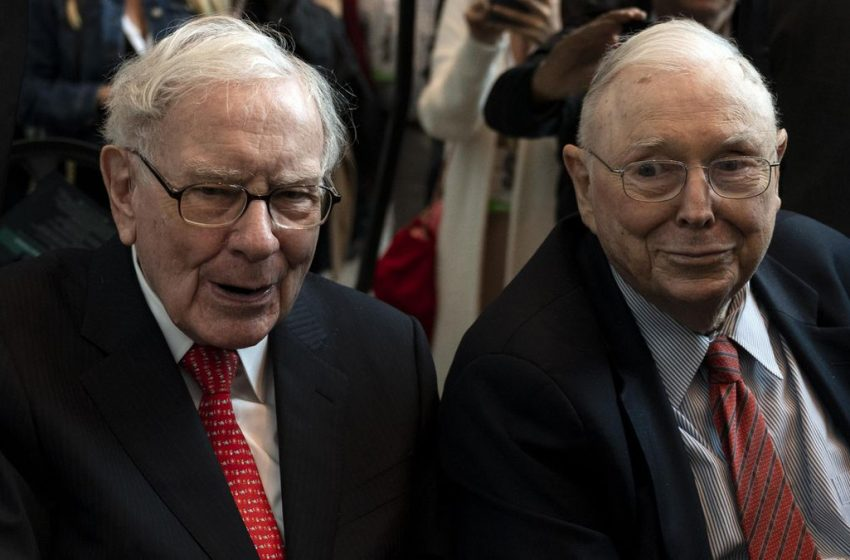 Warren Buffett's Deputy Calls Bitcoin 'Disgusting' And Bad For Civilization