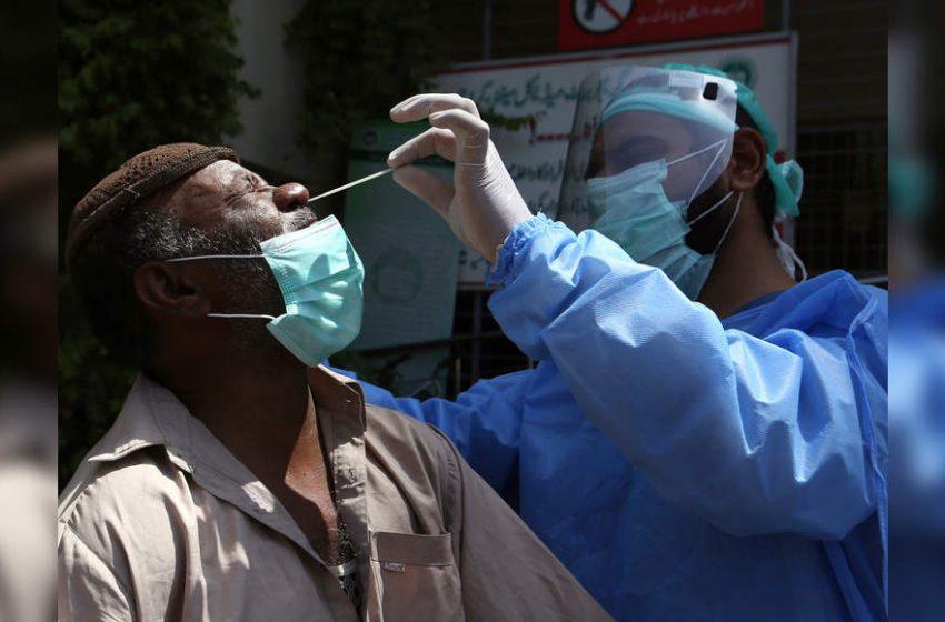 Covid-19: Pakistan's death toll crosses 18,000-mark