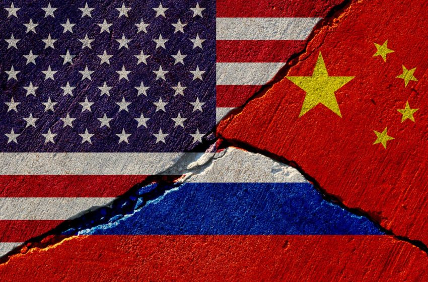 The world today resembles the Cold War years – but smaller states are becoming evermore powerful
