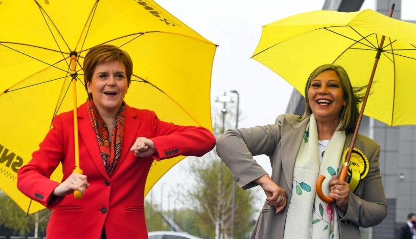 U.K. elections spark debate over Scottish independence push