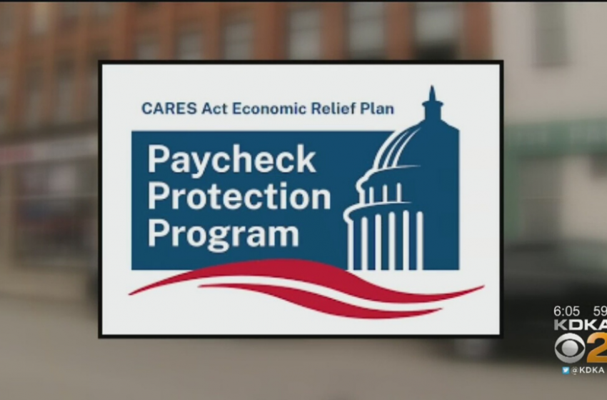 KDKA Investigates Uncovers More Questionable Paycheck Protection Program Money In McKeesport – CBS Pittsburgh – Pittsburgh, Pennsylvania