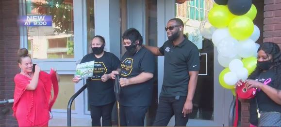 Black-owned business opens for the first time in 10 years in the River Market | KLRT