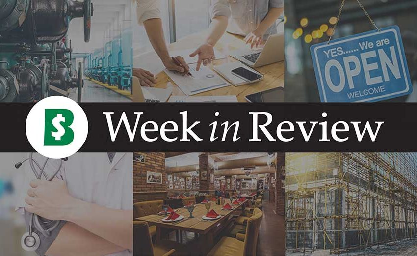 Week in Review: Renovatio's, 20 Federal, Boardman Real Estate – Business Journal Daily