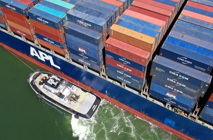 U.S. Trade Deficit Narrowed in April