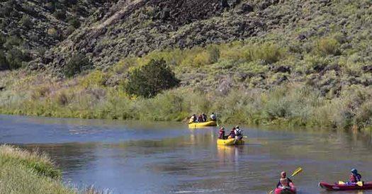Wild and Scenic Designations for NM Rivers Benefit Local Economy / Public News Service
