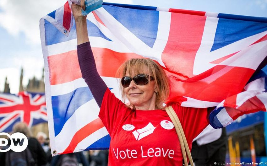 5 years after Brexit vote, economics still a marginal concern | Business| Economy and finance news from a German perspective | DW
