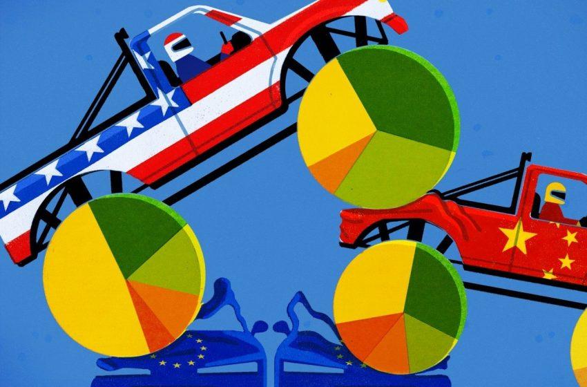 The new geopolitics of big business   Jun 5th 2021 – The Economist