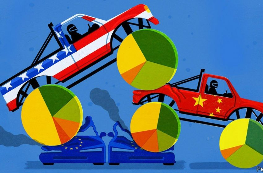 The new geopolitics of global business