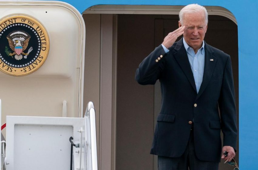 Why Joe Biden's Europe trip is so unique and so important