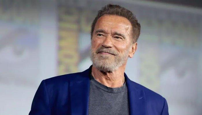 Arnold Schwarzenegger addresses move into politics