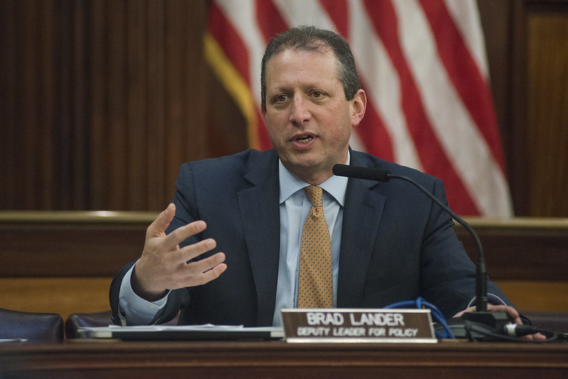 Brad Lander Leads the NYC Comptroller Primary; Here's What He's Said He'll Do If Elected