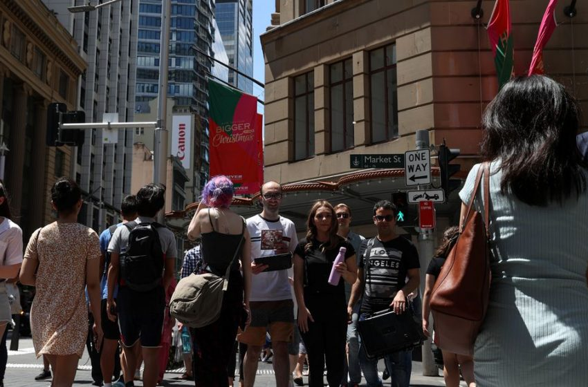 Australia's economy booms to pre-pandemic levels as consumers, businesses spend