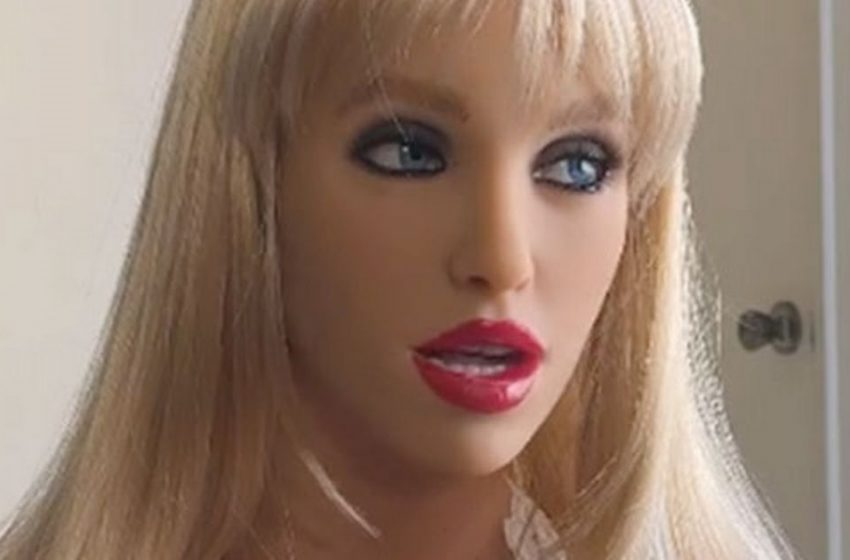 OnlyFans for hi-tech sex robots promises to show 'the beauty of synthetic sexual life'