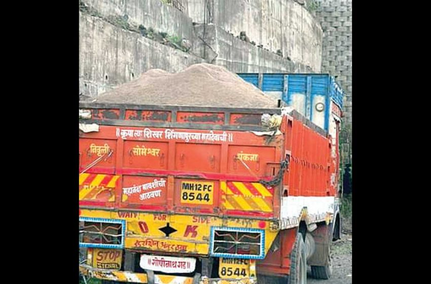 Construction material adulteration on a rise