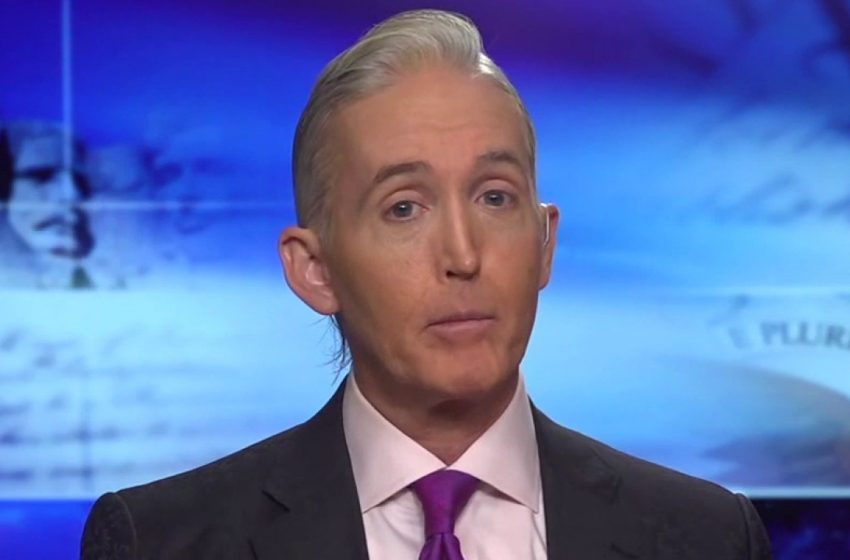 Gowdy preaches importance of public safety: Politics of 'little significance if you're dead'