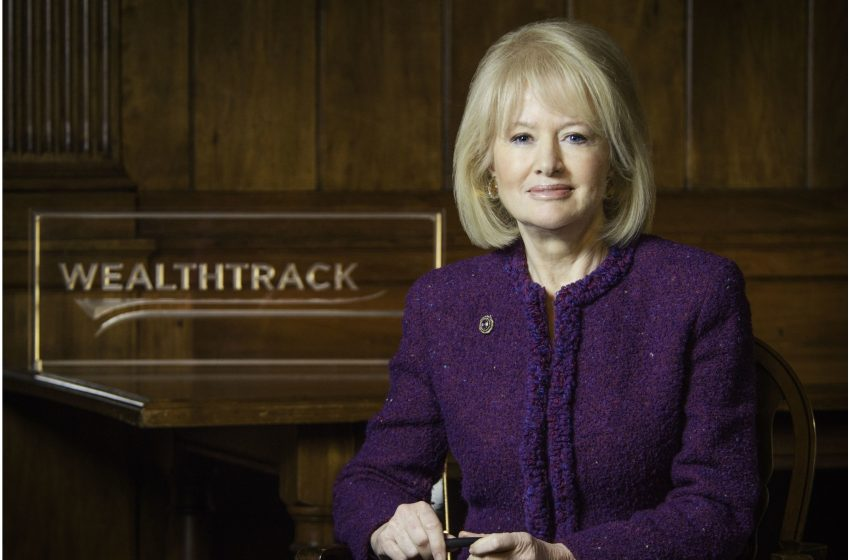 Consuelo Mack WealthTrack Provides Strategies for Navigating Market Bubbles, Climate Change Investing and Revising Retirement Financial Plans in New Season
