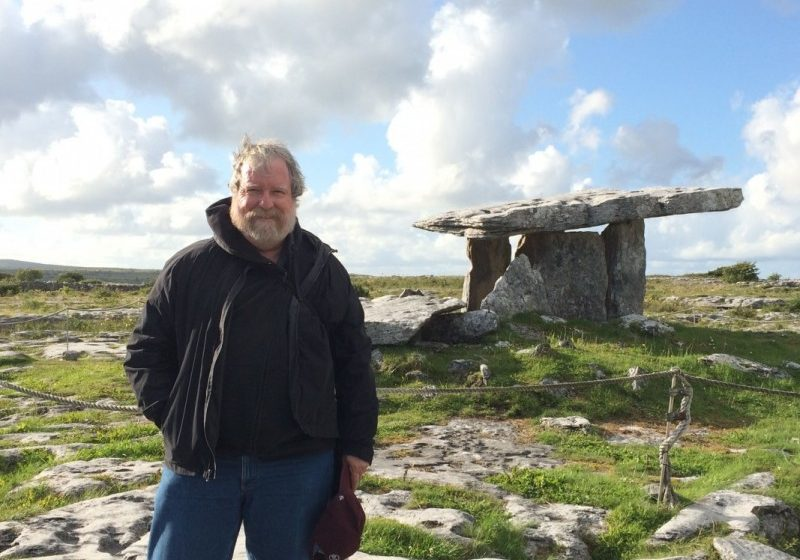 Border politics: Thomas Wilson heads to Ireland for two research projects
