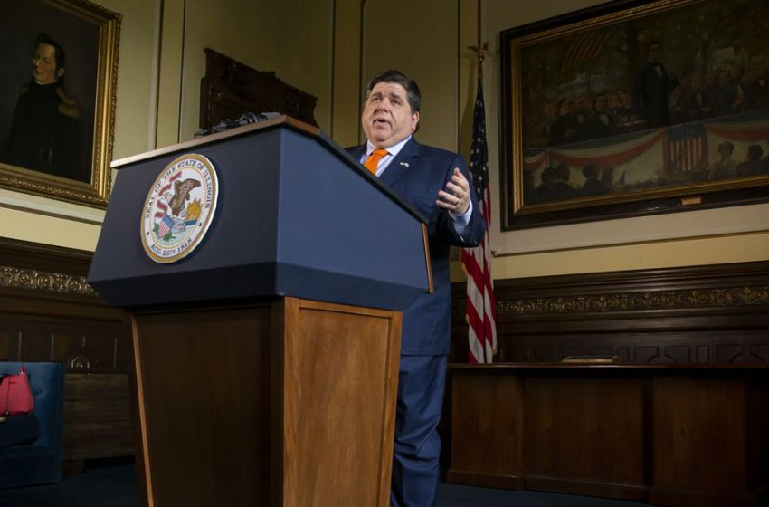 Gov. J.B. Pritzker says he will announce his political plans 'shortly'