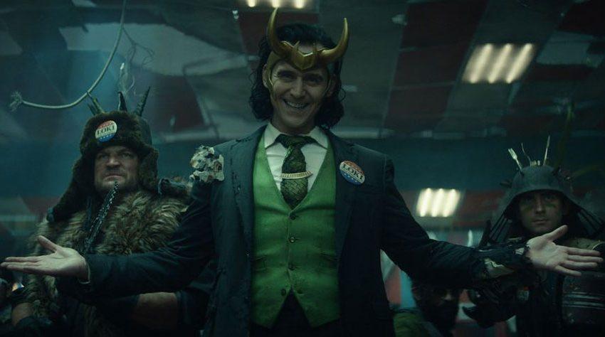 New 'Loki' series promises adventures through time