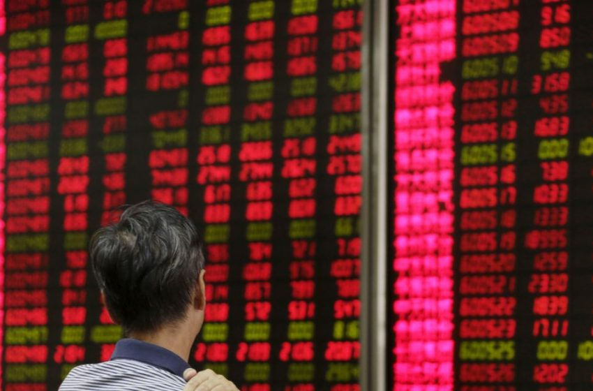 Asian shares start on cautious note amid rise in COVID-19 cases
