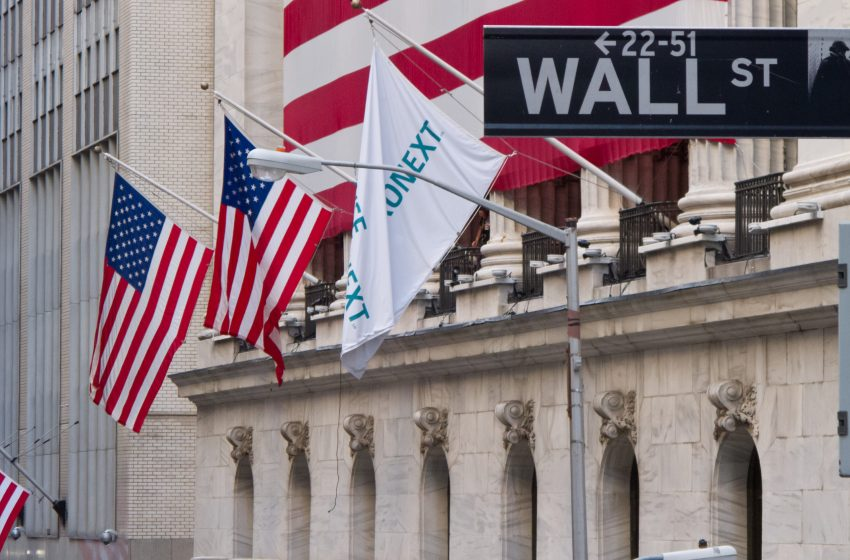 US Economy Grows 6.4% in Q1; Likely Just The Start