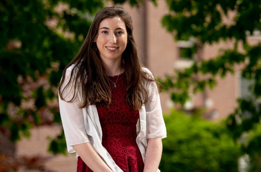 Tiffany Tanner: Boren Fellowship recipient to study Russian in Belarus – UMaine News