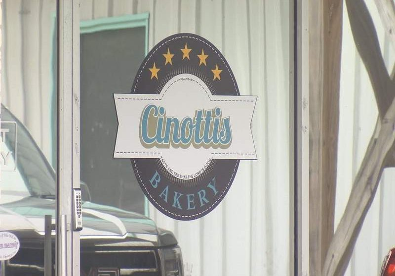 1st day of business for Cinotti's Bakery after backlash, apology over anti-LGBTQ posts