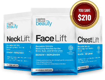 ANB Lifting Patches Reviews (Ageless Natural Beauty) Scam or Legit?