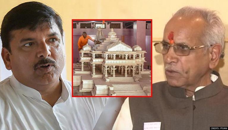 AAP alleges multi-crore scam by Ayodhya's Ram Mandir Trust in land deal, SP seeks probe