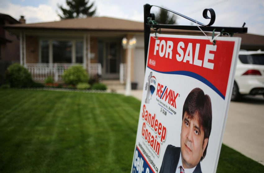 How this Canadian city became North America's third least affordable real estate market