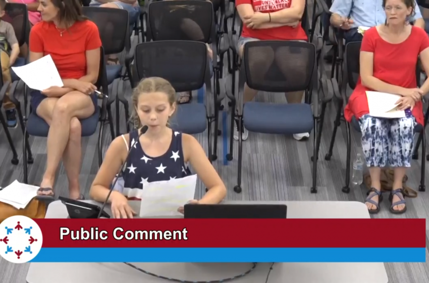 Minnesota girl slams school board over BLM posters after 'no politics' promise