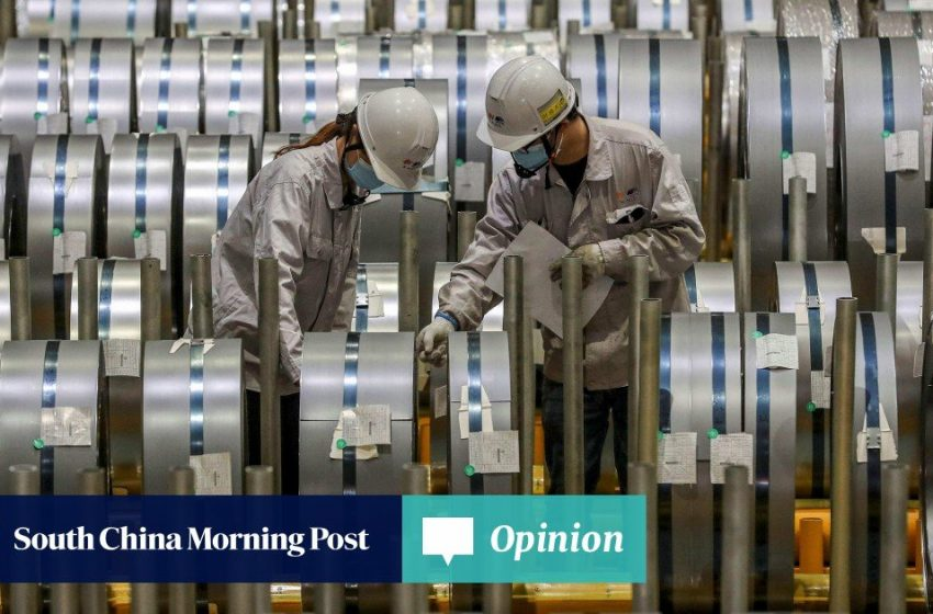 The politics of China-centred supply chains is weighing on global recovery – South China Morning Post