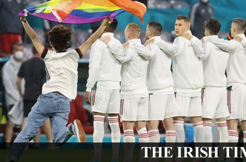 Uefa can't continue to play politics by its own rules